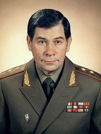 Леонид Владимирович Шебаршин - фото, картинка