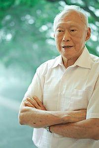Куан Ю Ли - фото, картинка